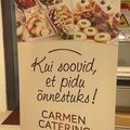 Roll up 85x200 Carmen Catering