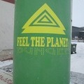 Feel the Planet silinteri