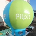 3m mainospallo Pilpit